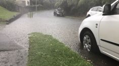 Flooding and heavy rain strikes the country