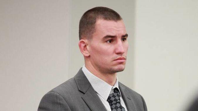 Karel Sroubek in court. Photo / NZ Herald