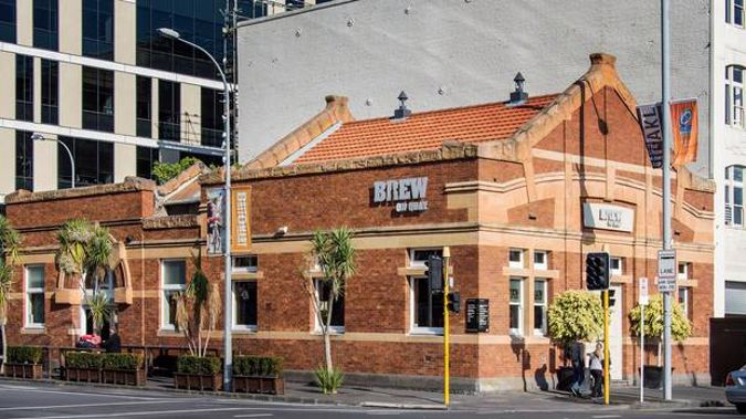 The alleged incident occurred after Young Nats Christmas drinks at the Brew on Quay bar last week.