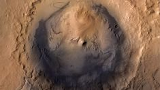 Mars touchdown: Screams of delight after spacecraft's 'flawless' landing