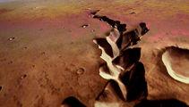 Nasa spacecraft successfully lands on Mars