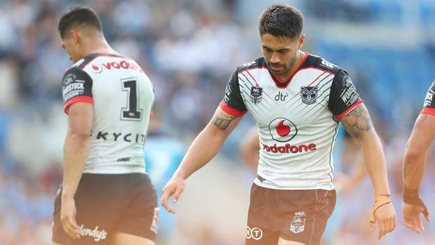 Shaun Johnson wants out of his contract with the Warriors. (Photo / Getty)