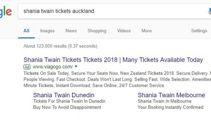 Auckland woman seethes over ticket site Viagogo
