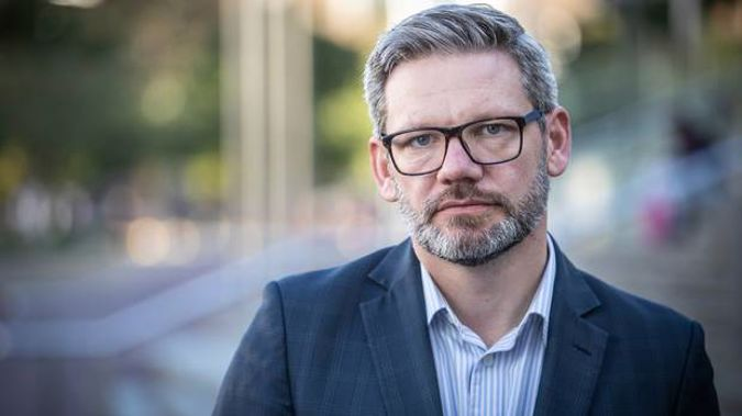 Immigration Minister Iain Lees-Galloway.