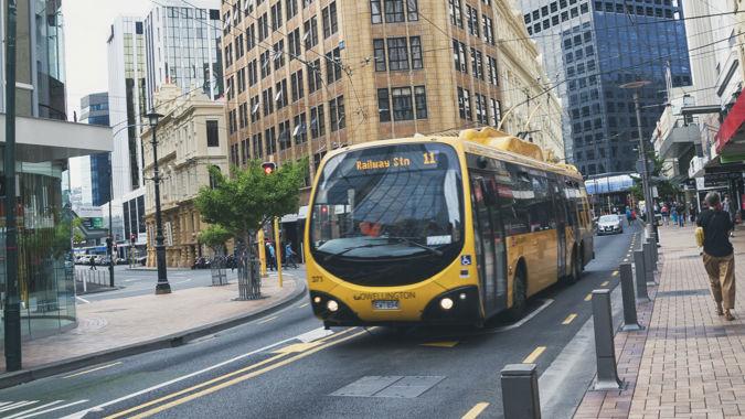 Problems continue for Wellington's bus service