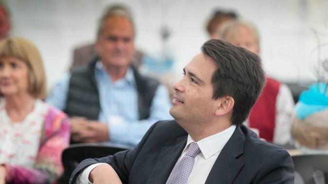National Party leader Simon Bridges' expenses came to $75,316 for the September quarter. Photo / NZME