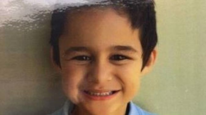 Walter Everitt (6) hasn't been seen since 6.25pm last night from Silver Creek Rd in Manukau. Photo / Supplied