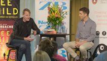 Watch: Jack Tame interviews author Lee Child