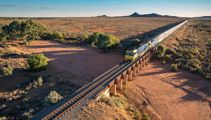 Mike Yardley: A romp on the Indian Pacific