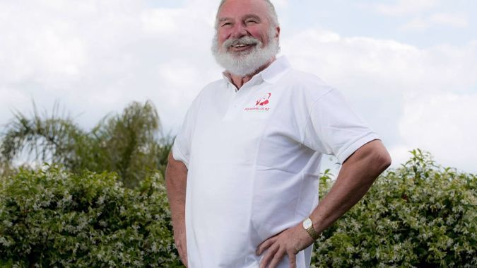 Neville Baker was originally sacked by the parade board over controversial comments he'd made in an interview. (Photo / NZ Herald)