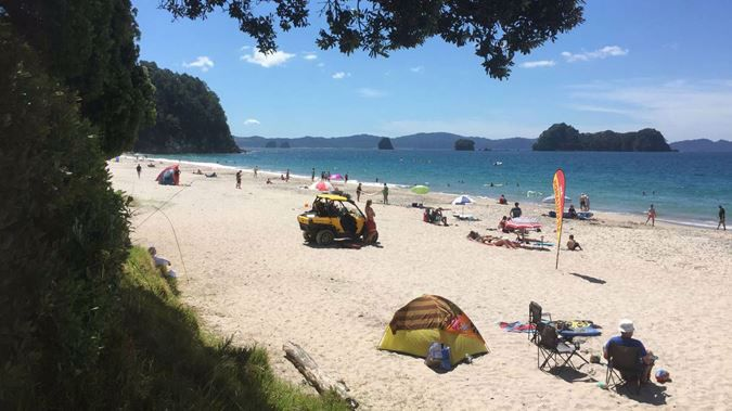 It is unlikely to be as hot as it was last summer. (Photo / NZ Herald)