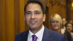 National is ahead but Simon Bridges remains on 7 per cent. (Photo / NZ Herald)
