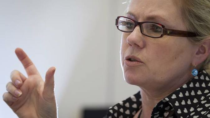 Retirement Commissioner Diane Maxwell has stood down while an investigation takes place. (Photo / File)