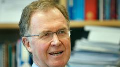 Former Health and Disability Commissioner Ron Paterson led the inquiry into New Zealand's mental health and addiction services. Photo / NZ Herald