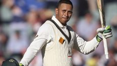 Murray Olds: Brother of test cricketer Usman Khawaja arrested
