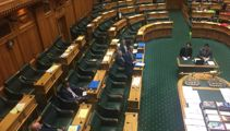 National MPs walk out of Parliament after Simon Bridges ordered to leave