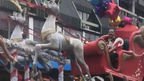 Winston Peters slams Maori Santa as arrogant