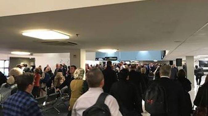 Auckland Airport. Photo / NZME