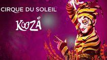 Win tickets to Cirque du Soleil in Auckland
