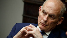 White House Chief of Staff John Kelly leaving at end of year