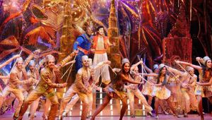 Aladdin is coming to Auckland in January. (Photo / Supplied)