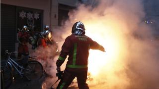 Violent protests continue in Paris