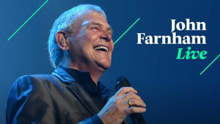 Win tickets to John Farnham at Auckland's Villa Maria Estate