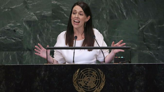 Prime Minister Jacinda Ardern. Photo / Getty Images