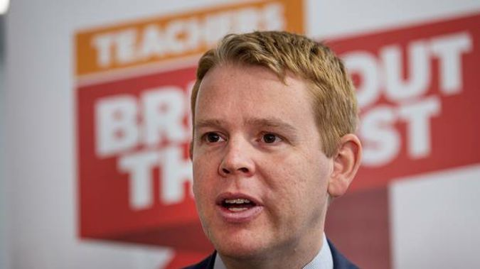 Chris Hipkins says there has been increased public interest in seeing what ministers are doing. (Photo / NZ Herald(