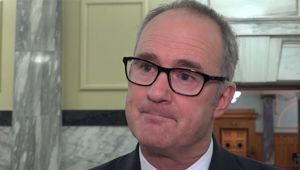 Ashley Church says that Phil Twyford's scheme has come at a time of limited interest in the housing market. (Photo / NZ Herald)