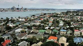 Andrew Dickens: Urban sprawl - It's the New Zealand way