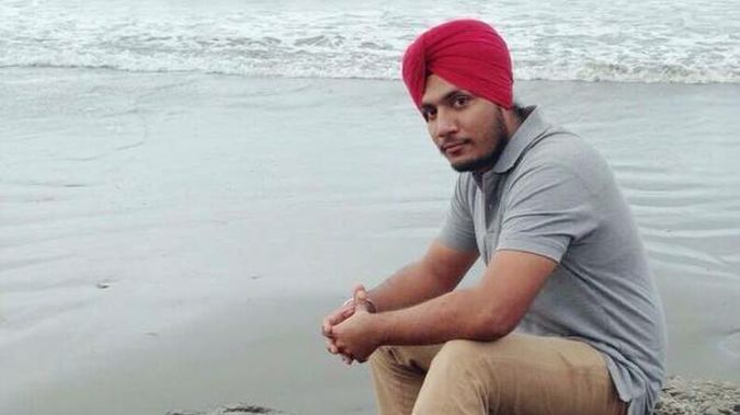 Franchesca Kororia Borell denied intentionally killing 26-year old Hardeep Singh, pictured, at a Christchurch property on Christmas Day 2016. Photo / Supplied