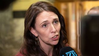 Jacinda Ardern: Richie Hardcore's Sroubek text was unsolicited