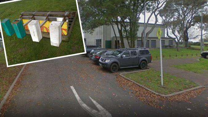 The scrum machine incident occurred at Manurewa Rugby Club.