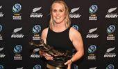 Kelvin R Tremain Memorial Player of the Year winner Kendra Cocksedge. Photo / Photosport