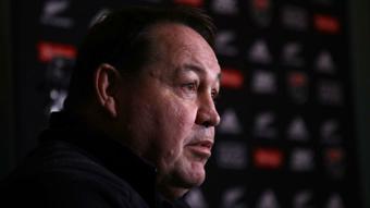 NZ Rugby says door open for Steve Hansen to change his mind