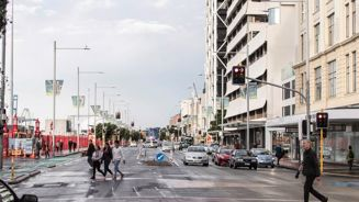 Auckland businesses plan legal action over CBD roadworks
