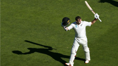 Tom Latham enters record books during Black Caps test