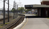 The Hamilton to Auckland rail service could be up and running by March 2020. Photo / File