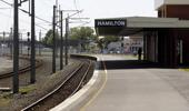 The Hamilton train service. Photo / File