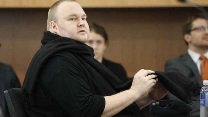 Kim Dotcom is eligible to be extradited to the United States of America the Court of Appeal has ruled. Photo / Nick Reed.