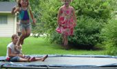 Trampolines are one of Trademe's most popular items leading up to Christmas. Photo / Stockexchange
