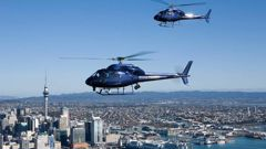 Auckland's police helicopter moving to base to the suburbs