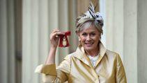 Dame Kiri Te Kanawa receives top honour award at Buckingham Palace