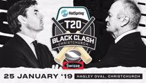 Win tickets to the Hot Spring Spa T-20 Black Clash
