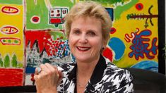 Former Retirement Commissioner Diana Crossan becomes a Dame