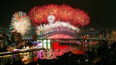 Revellers say hello to 2019, goodbye to an unsettling year
