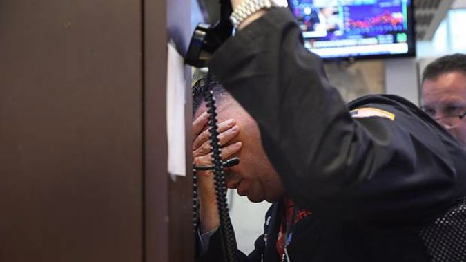 Traders have faced a tough year on the stock exchange. Photo / Getty Images.