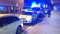 Three people stabbed in Manchester, England