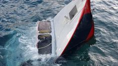 Family forced to flee sinking boat in Lake Wakatipu